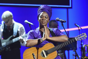 India.Arie 60th Annual GRAMMY Awards - Premiere Ceremony