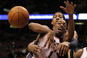 Rafer Alston Indiana Pacers v New Jersey Nets