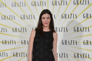Ines Sainz Grazia Magazine Launch Party
