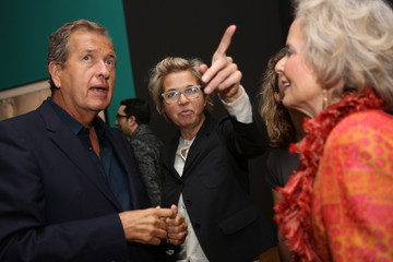 Inga Griese 'Mario Testino: In Your Face' Vernissage