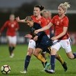 Ingrid Marie Spord Norway Vs. Australia - Algarve Cup