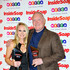 Dominic Brunt Photos - Michelle Hardwick and Dominic Brunt pose with their awards as they attend  the Inside Soap Awards, at Ministry Of Sound on October 21, 2013 in London, England. - Arrivals at the Inside Soap Awards