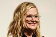 "Amy Poehler attends the Inside The Writer's Room of Netflix's ""Russian Doll"" panel event at the Writers Guild Theater on June 05, 2019 in Beverly Hills, California."