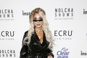 Farrah Abraham attends ELF SACK at InstaSleep Mint Melts Presents New York Fashion Week Nolcha Shows Spring/Summer 2020 on September 07, 2019 in New York City.