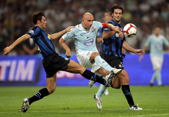 Tommaso Rocchi Lazio Forward Player From Italy