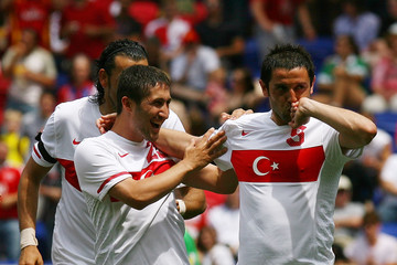 Nihat Kahveci International Friendly - Turkey v Czech Republic