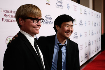 Ken Jeong International Myeloma Foundation Hosts The 4th Annual Comedy Celebration Benefiting The Peter Boyle Foundation - Red Carpet