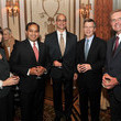 David Howard International Rescue Committee Hosts Annual Freedom Award Benefit Event - Inside