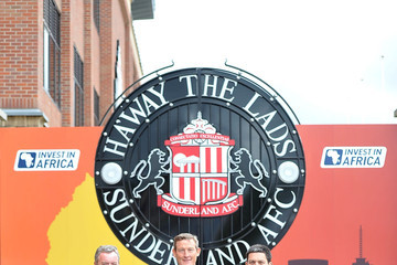 Aidan Heavey Invest in Africa/AFC Sunderland Event