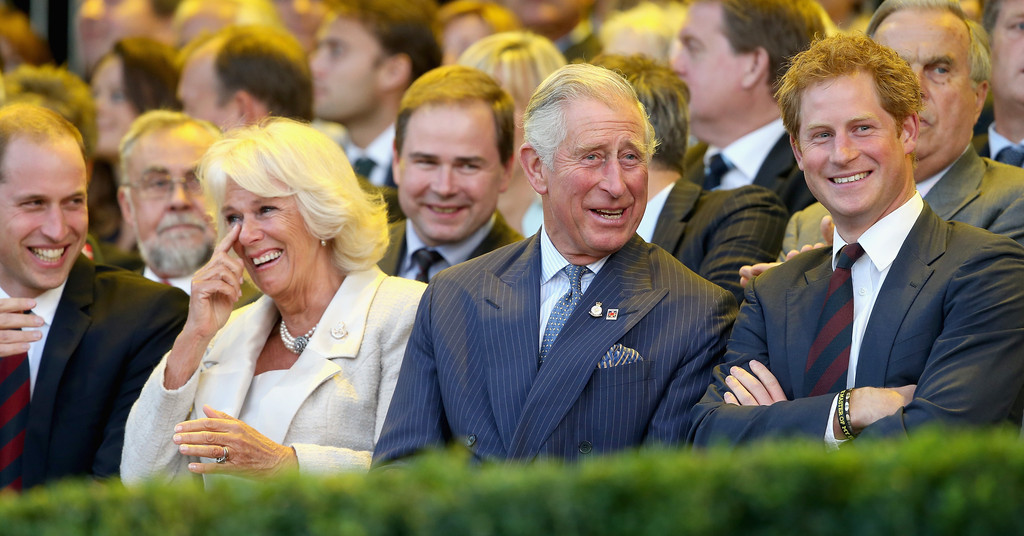 Prince William And Camilla Parker Bowles Photos Photos