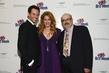 Ioan Gruffudd BritWeek's Evening Of Shakespeare, Music, And Love