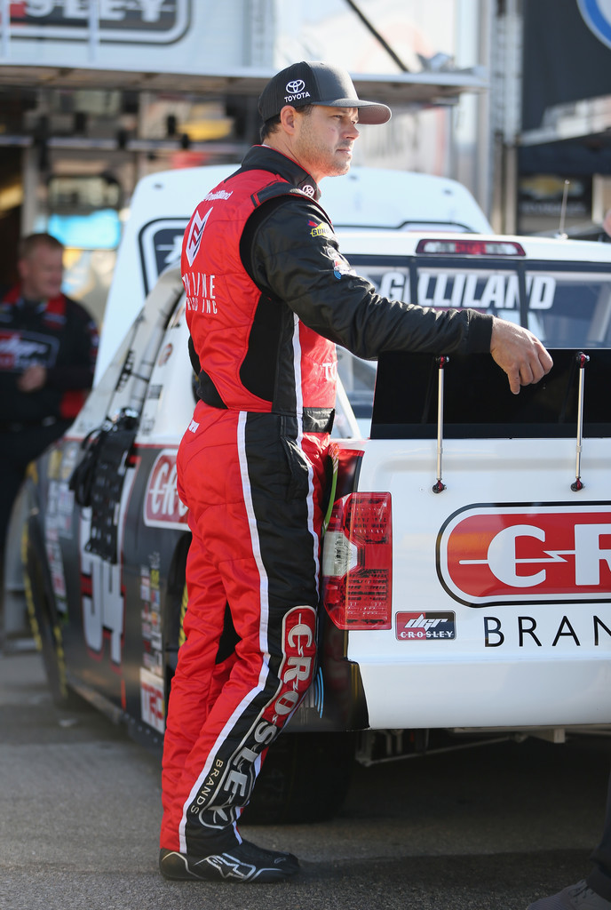 David Gilliland Photos Photos - Iowa Speedway - Day 1 - Zimbio