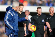 Mick Mccarthy and Kevin Wright Photos Photo