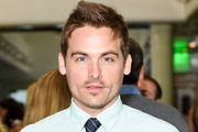 Kevin Zegers attends Ira and Bill DeWitt's Saint candle launch benefiting St. Jude Children's Research Hospital at Mr. Chow on June 12, 2019 in Beverly Hills, California.