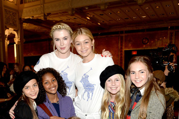 Ireland Baldwin Ralph Lauren Fall 14 Children's Fashion Show In Support Of Literacy