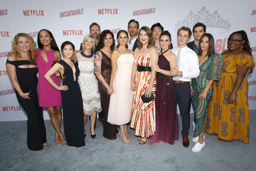 Irene Choi Michael Provost Netflix's 'Insatiable' Premiere And After Party