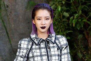 Irene Kim Chanel : Outside Arrivals - Paris Fashion Week Womenswear Spring/Summer 2018