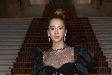 Irene Kim Balmain: Arrivals - Paris Fashion Week Womenswear Spring/Summer 2019