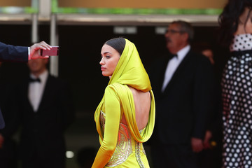 Irina Shayk 'The Search' Premieres at Cannes