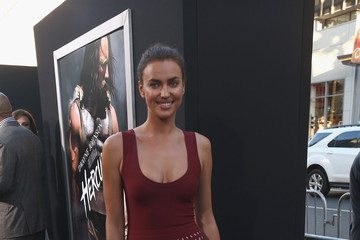 Irina Shayk 'Hercules' Premieres in Hollywood — Part 3