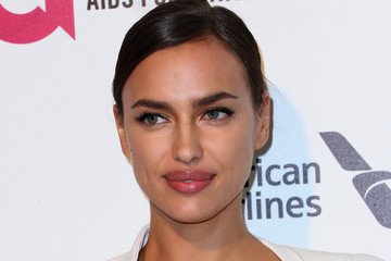 Irina Shayk Arrivals at the Elton John AIDS Foundation Oscars Viewing Party — Part 4