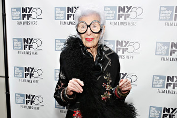 Iris Apfel 'Iris' Photo Call in NYC