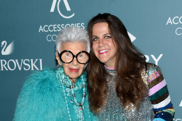 Iris Apfel Accessories Council Celebrates The 22nd Annual ACE Awards - Inside