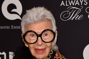 Iris Apfel Guests Attend The 'Always At The Carlyle' Premiere In NYC