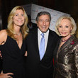 Iris Cantor Tony Bennett And Susan Benedetto Host 6Th Annual Exploring The Arts Gala