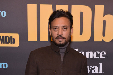 Irrfan Khan The IMDb Studio Photo Calls - 2018 Sundance Film Festival in Park City - 2018 Park City, Utah