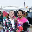 Isaac Boots Cool Cat x Surf Lodge Pride Celebration With Jake Shears (Scissor Sisters)