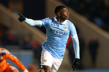 Isaac Buckley Ricketts Manchester City v Arsenal: FA Youth Cup Semi Final, First Leg
