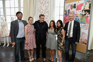 Isaac Mizrahi Isaac Mizrahi Teams Up with Band-Aid