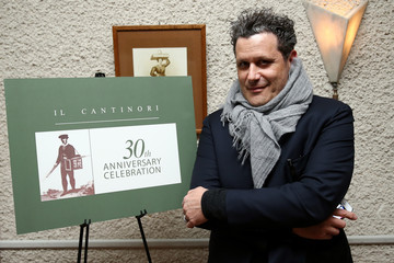 Isaac Mizrahi Il Cantinori's 30th Anniversary Celebration