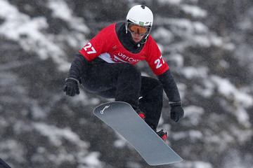 Isabel Clark Ribeiro Lake Louise Snowboard Cross World Cup: Qualifications