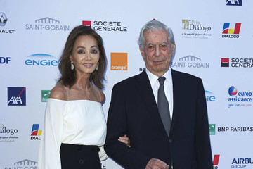 Isabel Preysler 'Prix Del Dialogo' Award 2016 - Red Carpet Gala