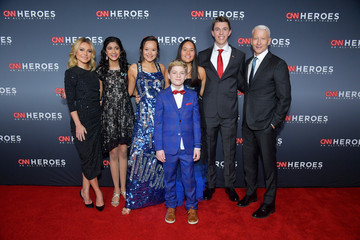 Isabel Wijsen 12th Annual CNN Heroes: An All-Star Tribute - Red Carpet Arrivals