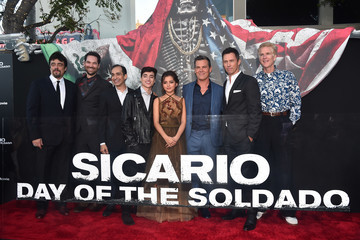 Isabela Moner Premiere Of Columbia Pictures' 'Sicario: Day Of The Soldado' - Red Carpet