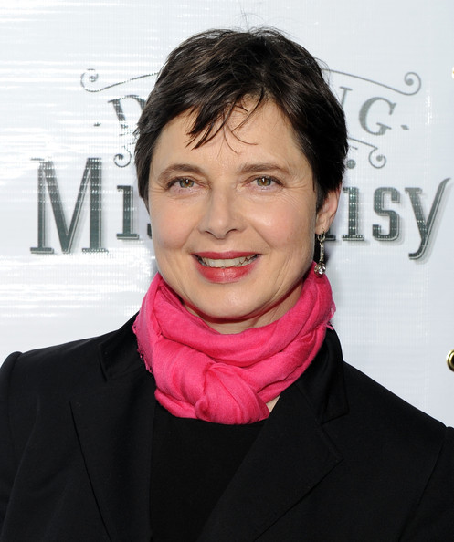 Isabella Rossellini Actress Isabella Rossellini attends the opening night of