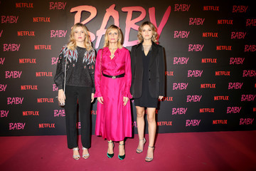 Isabella Ferrari Netflix's 'Baby' World Premiere Afterparty In Rome