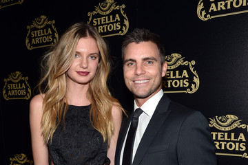 Isabella Oberg Stella Artois Crystal Chalice Launch in NYC