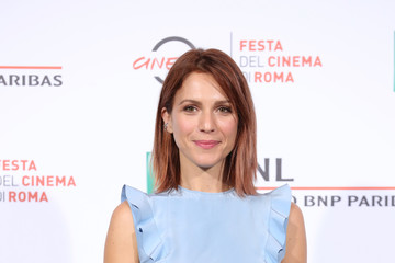 Isabella Ragonese 'Sole Cuore Amore' Photocall - 11th Rome Film Festival
