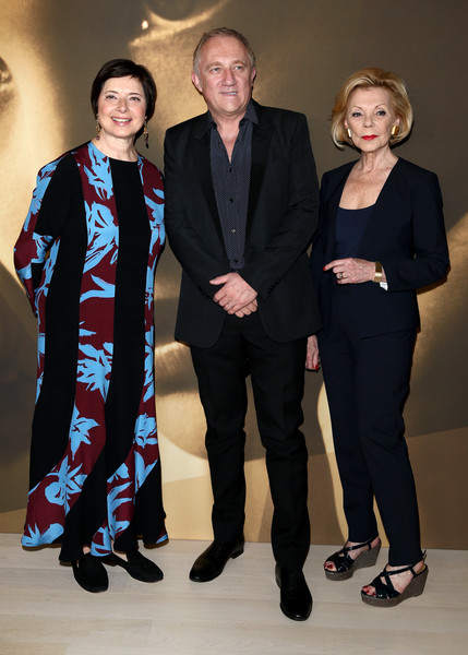 Isabella Rossellini Talk For Kering - The 68th Annual Cannes Film Festival