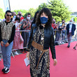 Isabelle Adjani Plurielles Festival : Opening Ceremony At Cinema Majestic In Compiegne