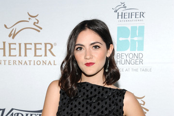 Isabelle Fuhrman Heifer International's 4th Annual Beyond Hunger Gala