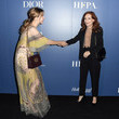 Isabelle Huppert HFPA/THR TIFF PARTY - Arrivals