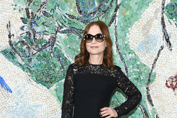 Isabelle Huppert Louis Vuitton 2019 Cruise Collection: Photocall