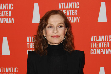 Isabelle Huppert Atlantic Theater Company 2019 Gala