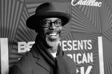 Isaiah Washington BET Presents the American Black Film Festival Honors - Red Carpet