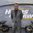 Isan Elba Premiere Of Universal Pictures' 'Fast And Furious Presents: Hobbs And Shaw'